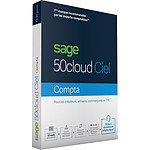 Sage 50cloud CIEL Comptabilité - Licence 1 an - 1 utilisateur - A télécharger