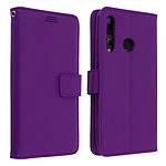 Avizar Etui folio Violet pour Huawei P Smart 2019 , Honor 10 Lite , Huawei P Smart plus 2019