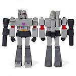 Transformers - Figurine ReAction Megatron 10 cm Wave 1