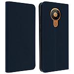 Avizar Etui folio Bleu Nuit pour Nokia 5.3