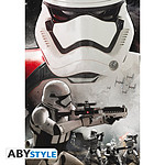 Star Wars -  Poster Stormtroopers Ep7 (98 X 68 Cm)