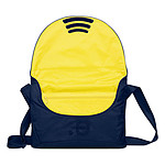 BE.EZ  Housse LA garde robe Macbook Pro 13 Marine/Yellow