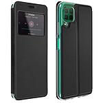 Avizar Etui folio Noir pour Huawei P40 Lite