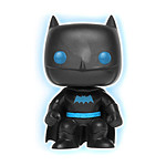 DC Comics - Figurine POP! Batman Silhouette GITD 9 cm