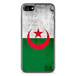 1001 Coques Coque silicone gel Apple IPhone 8 motif Drapeau Algérie
