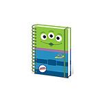 Toy Story - Cahier à spirale A5 Wiro Alien