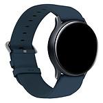 Avizar Bracelet de montre Bleu Nuit pour Samsung Galaxy Watch Active2 44mm