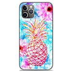 1001 Coques Coque silicone gel Apple iPhone 11 Pro motif Ananas