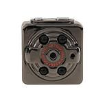 Yonis Mini caméra espion Argent Y-7426
