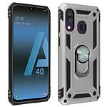 Avizar Coque Argent pour Samsung Galaxy A40
