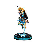 The Legend of Zelda Breath of the Wild - Statuette Link Collector's Edition 25 cm