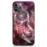1001 Coques Coque silicone gel Apple iPhone 11 Pro motif Dreamcatcher Space