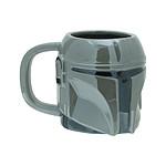 Star Wars The Mandalorian - Mug Shaped The Mandalorian