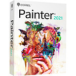 Corel Painter 2021 Education - Licence perpétuelle - 1 poste - A télécharger