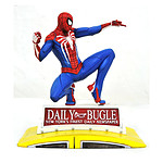Marvel Gallery - Diorama Spider-Man on Taxi 23 cm