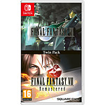 Final Fantasy VII & VIII Twin Pack (SWITCH)