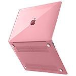 Avizar Coque Rose pour Apple MacBook Air 13 2020 / 2019 / 2018