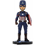 Avengers: Endgame - Figurine Head Knocker Captain America 20 cm