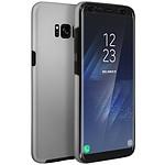 Avizar Coque Argent pour Samsung Galaxy S8 Plus