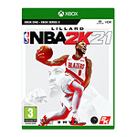 NBA 2K21 XBOX ONE / XBOX SERIES X (Xbox One)