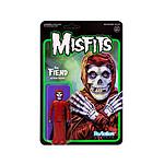 Misfits - Figurine ReAction The Fiend Crimson Red 10 cm