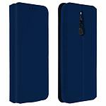 Avizar Etui folio Bleu pour Xiaomi Redmi 8 , Xiaomi Redmi 8A