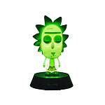 Rick & Morty - Veilleuse 3D Icon Rick Limited Edition 10 cm