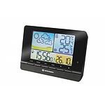 Bresser Station Météo Noire Avec écran Couleur, Calendrier, Thermomètre Et Hygromètre BRE_7007310-BK