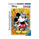 Disney - Puzzle Retro Mickey (1000 pièces)