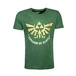 The Legend of Zelda - T-Shirt Golden Hyrule - Taille M