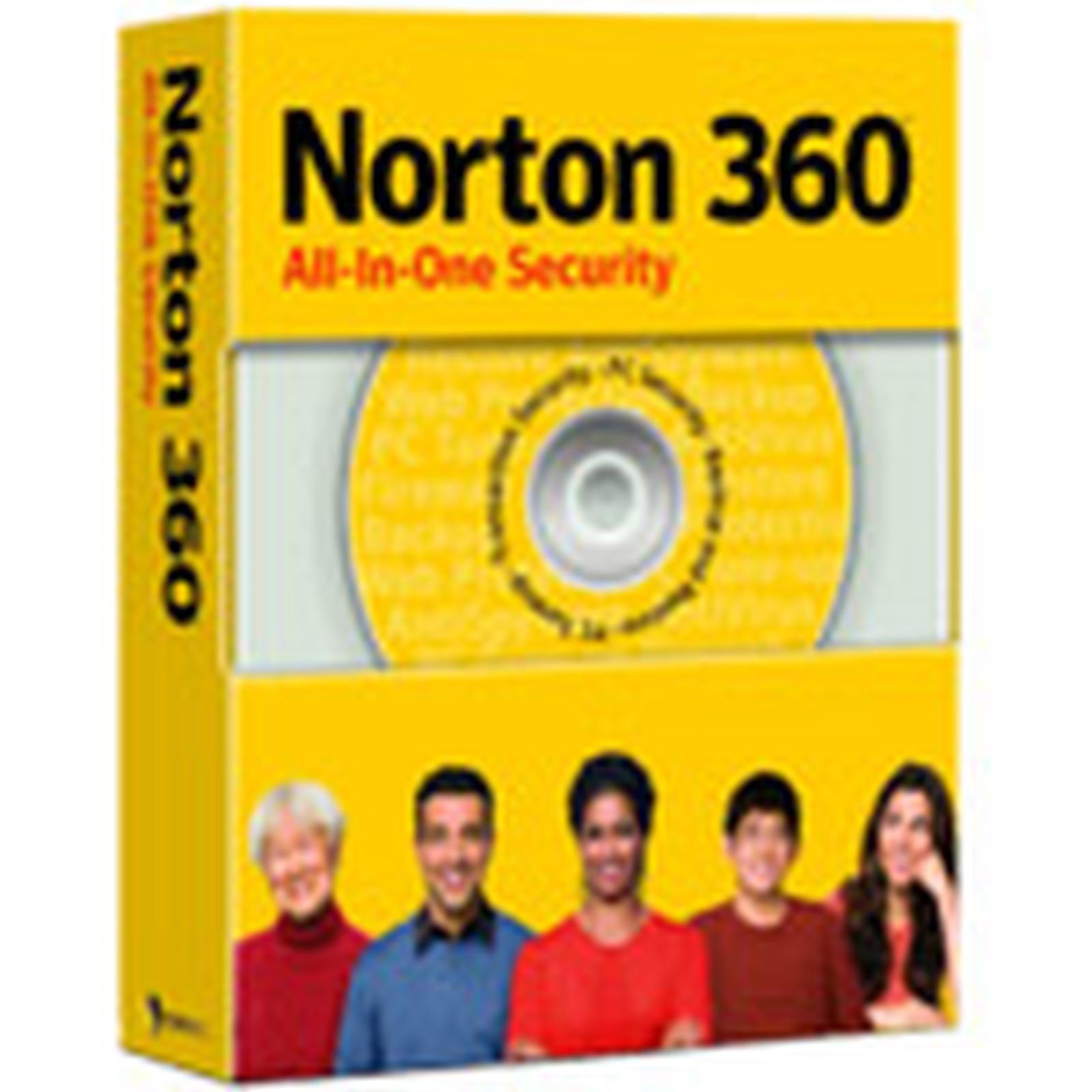 Norton 360 2.0 - Mise à jour