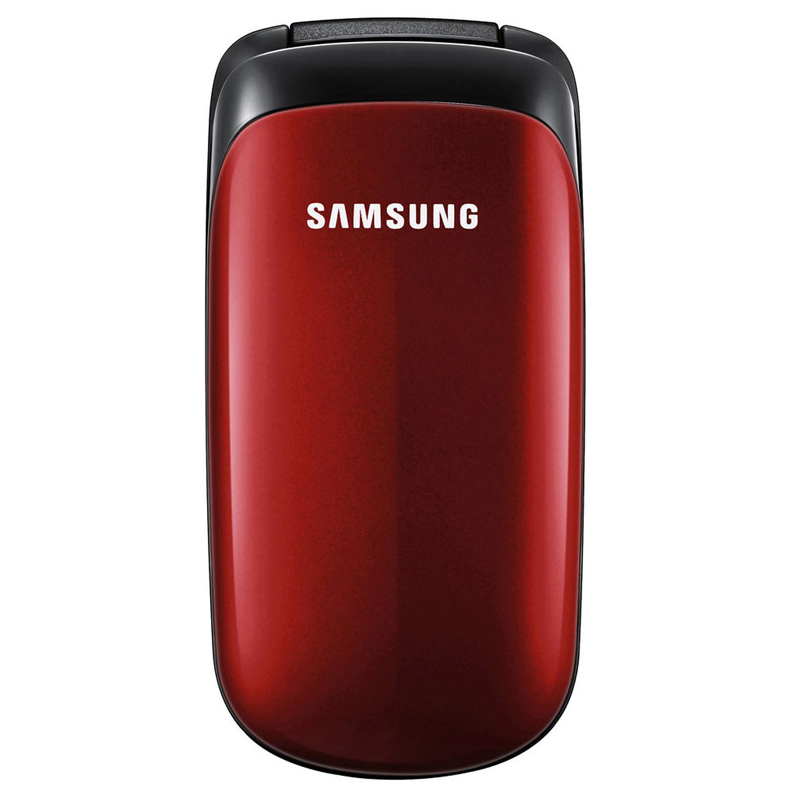 Samsung E1150 Ruby Red