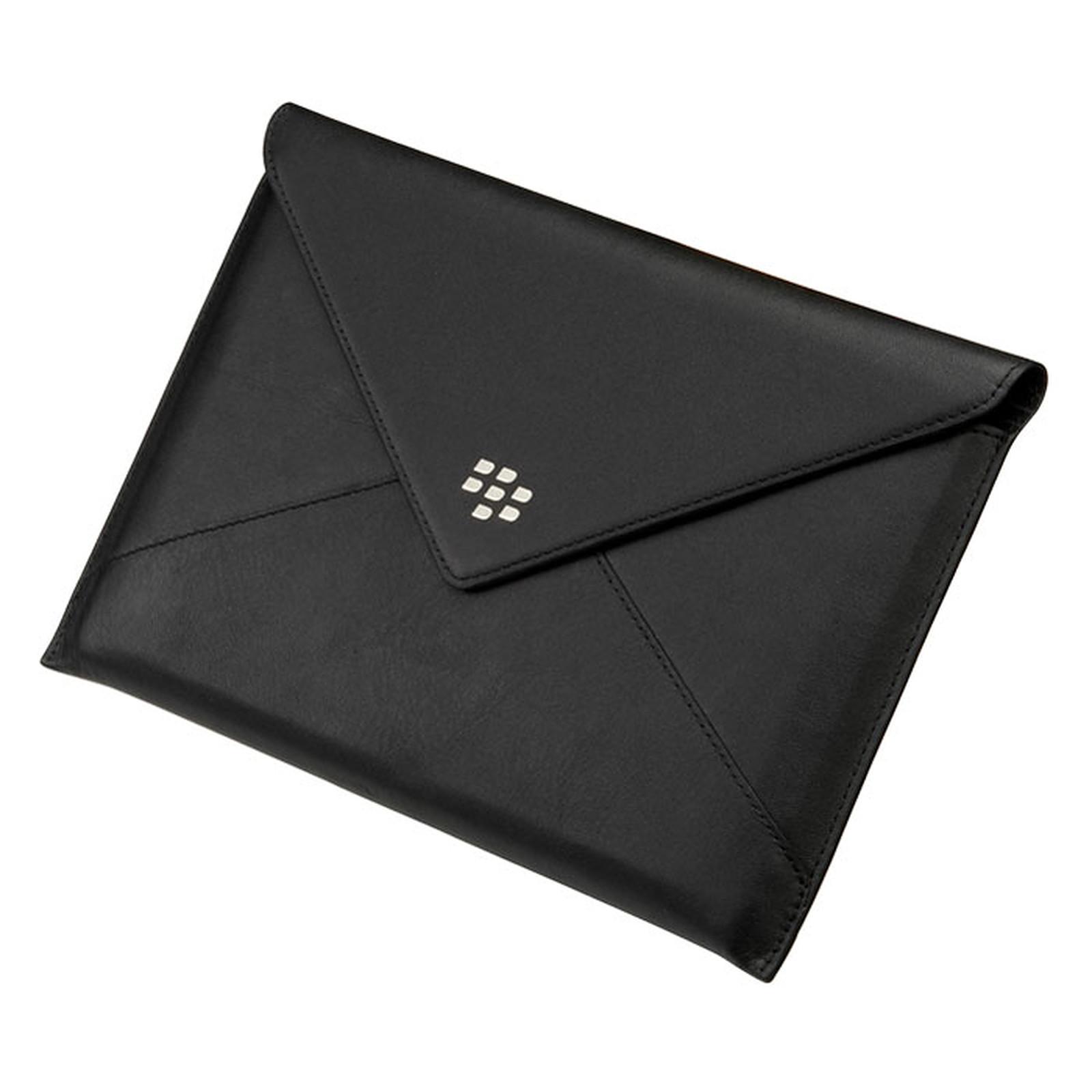 BlackBerry PlayBook Leather Envelope Noir