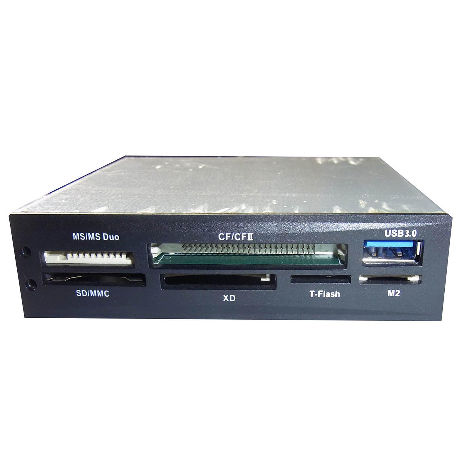 Lecteur de cartes mémoire interne avec port USB 3.0
