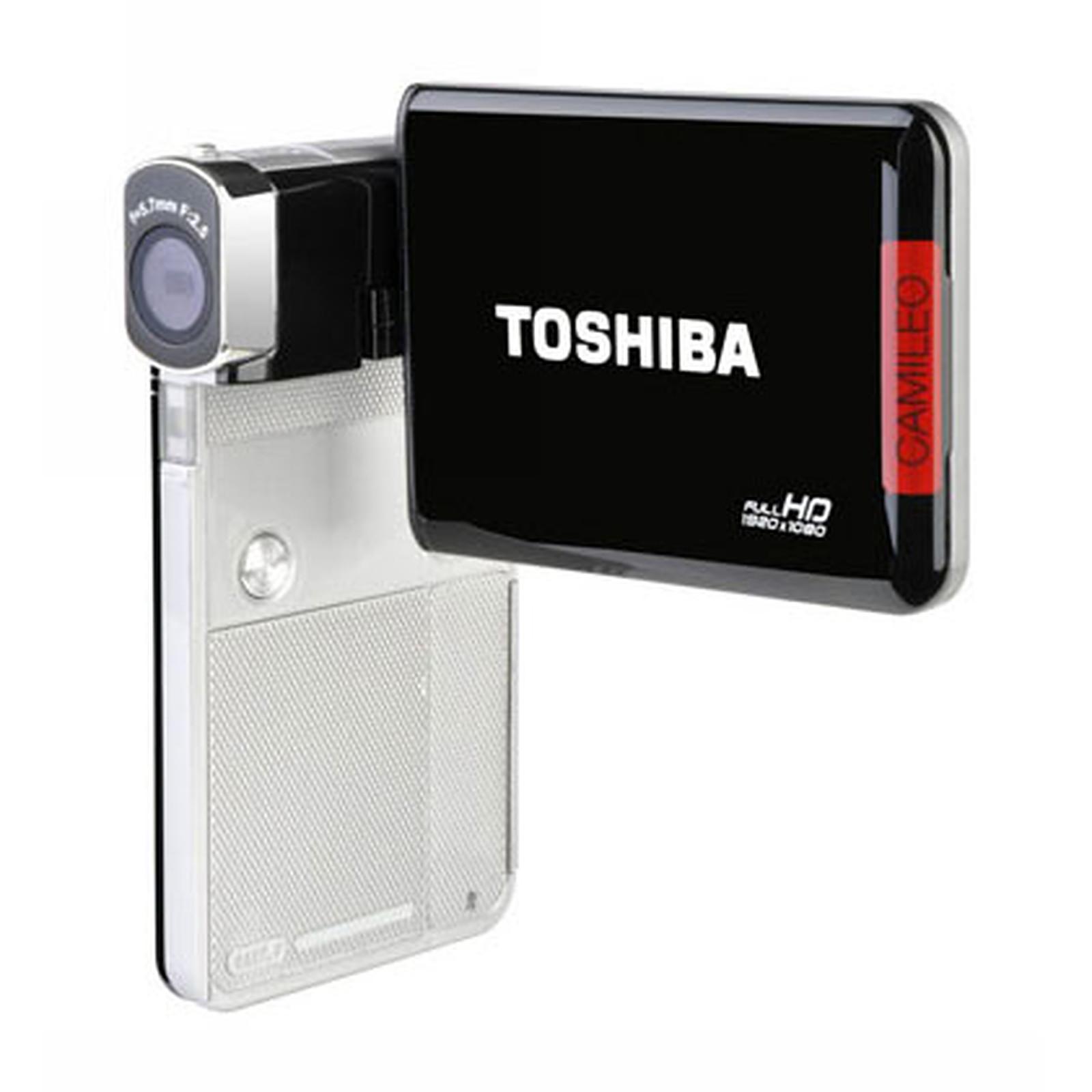 Toshiba Camileo S30 Noir