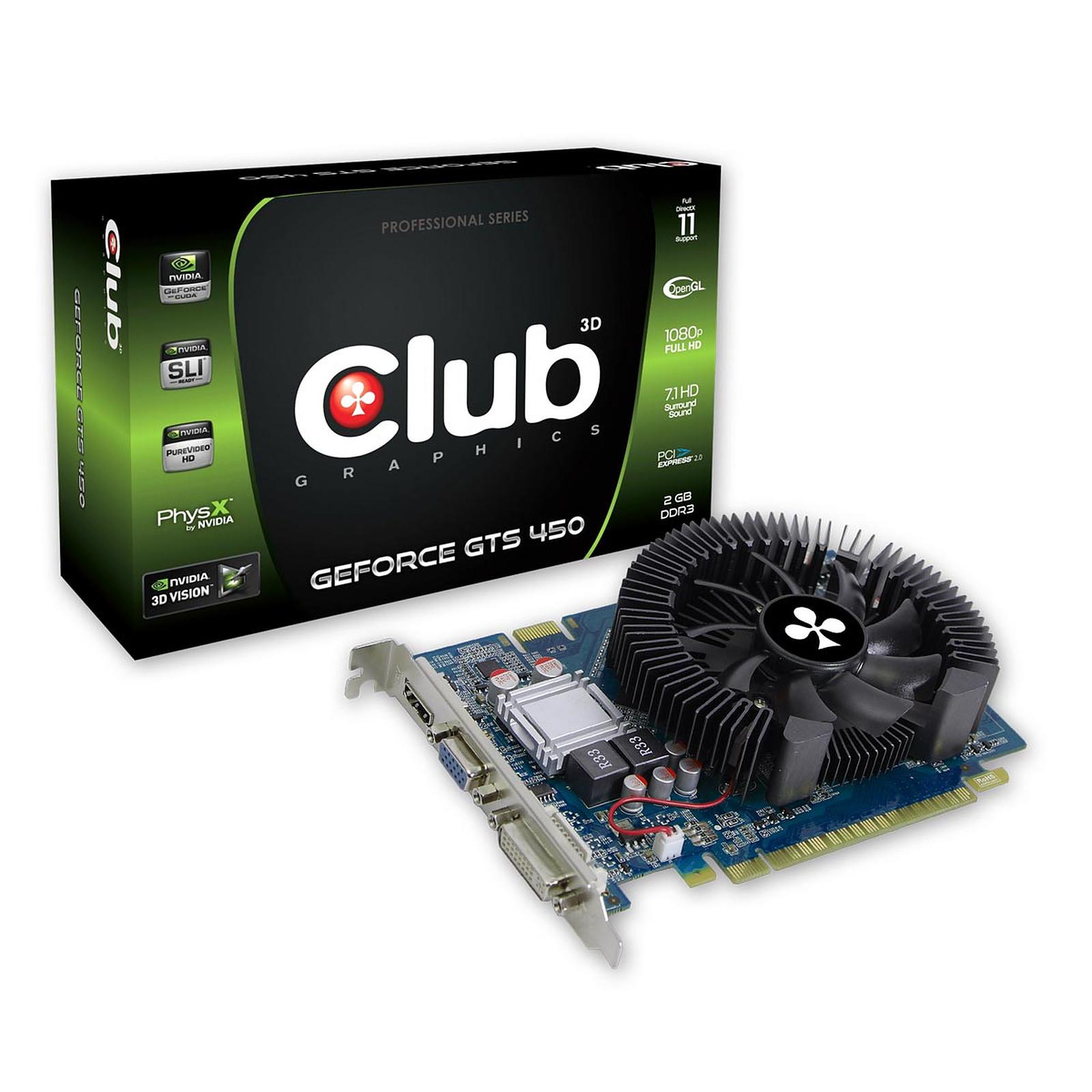 Club 3D GTS 450 2048 MB