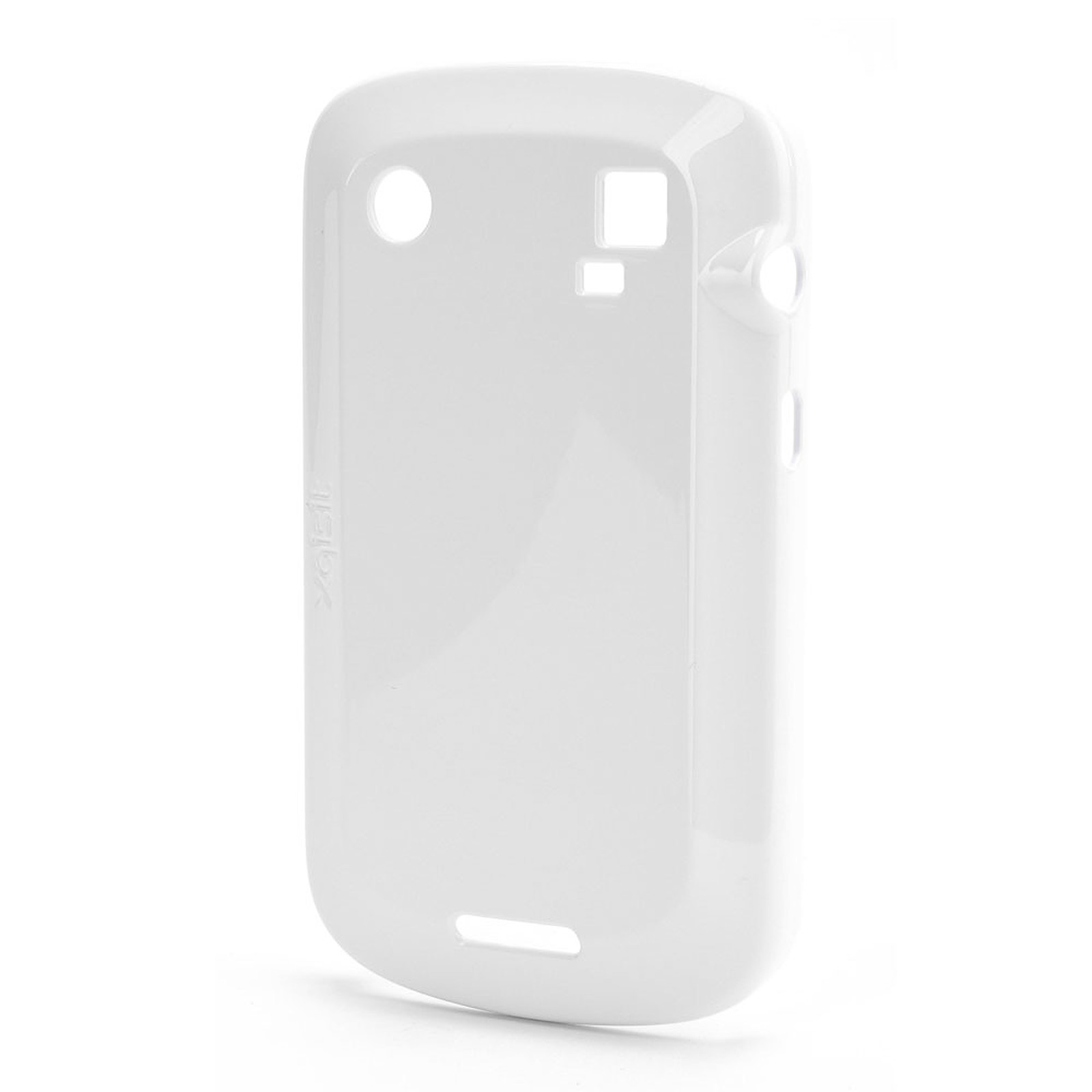 xqisit Backcover Blanc BlackBerry Bold Touch