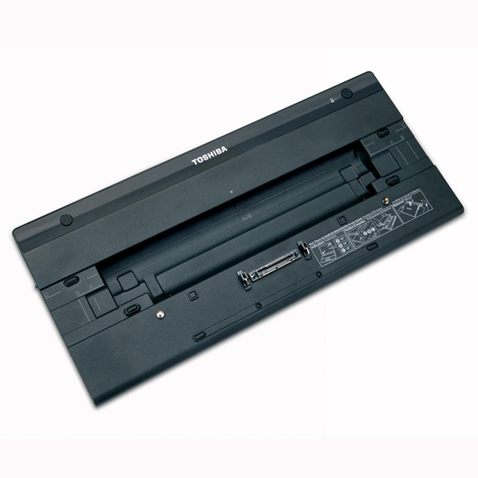 Toshiba Hi Speed Port Replicator II (connecteur 2-pin)