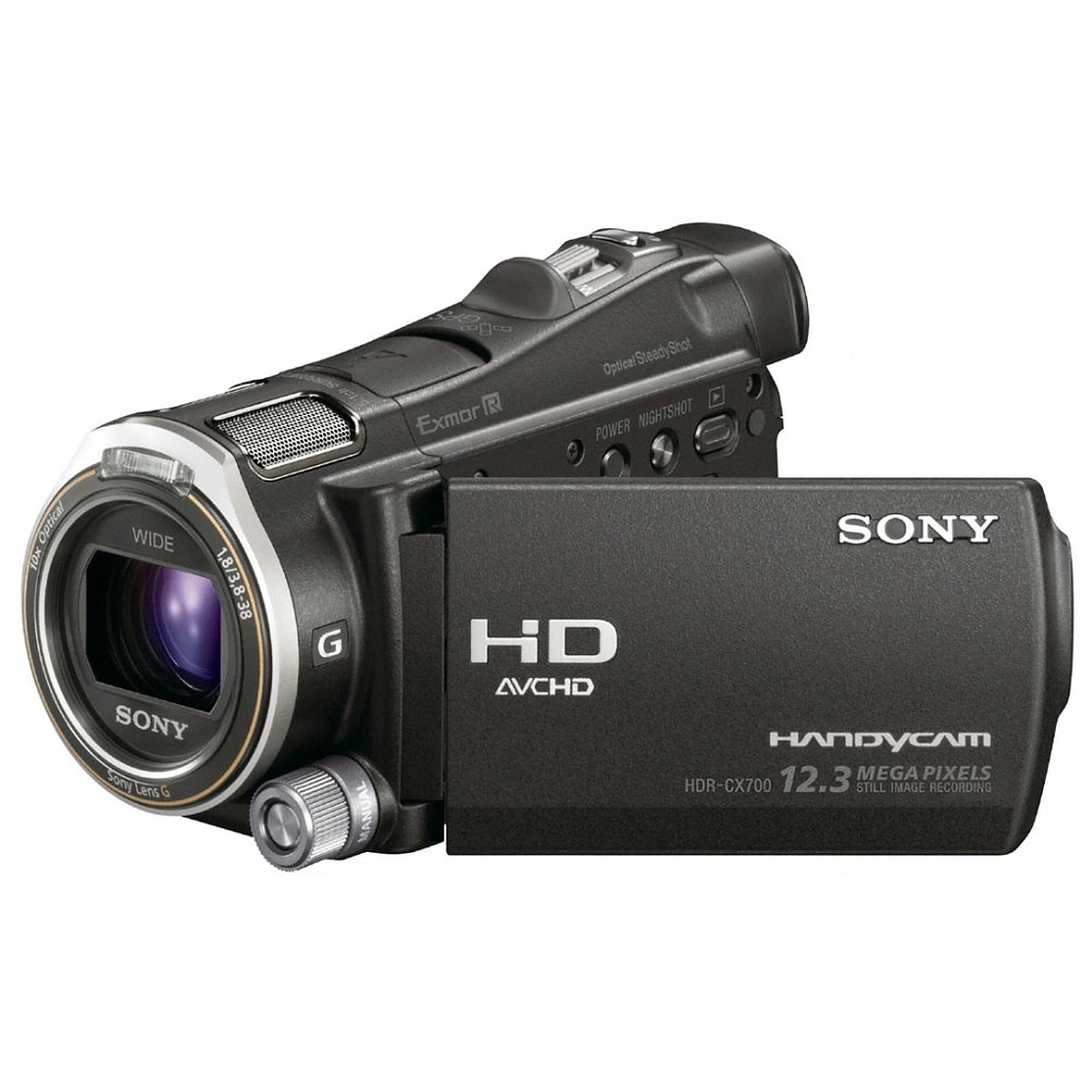 Sony HDR-CX700VE Noir