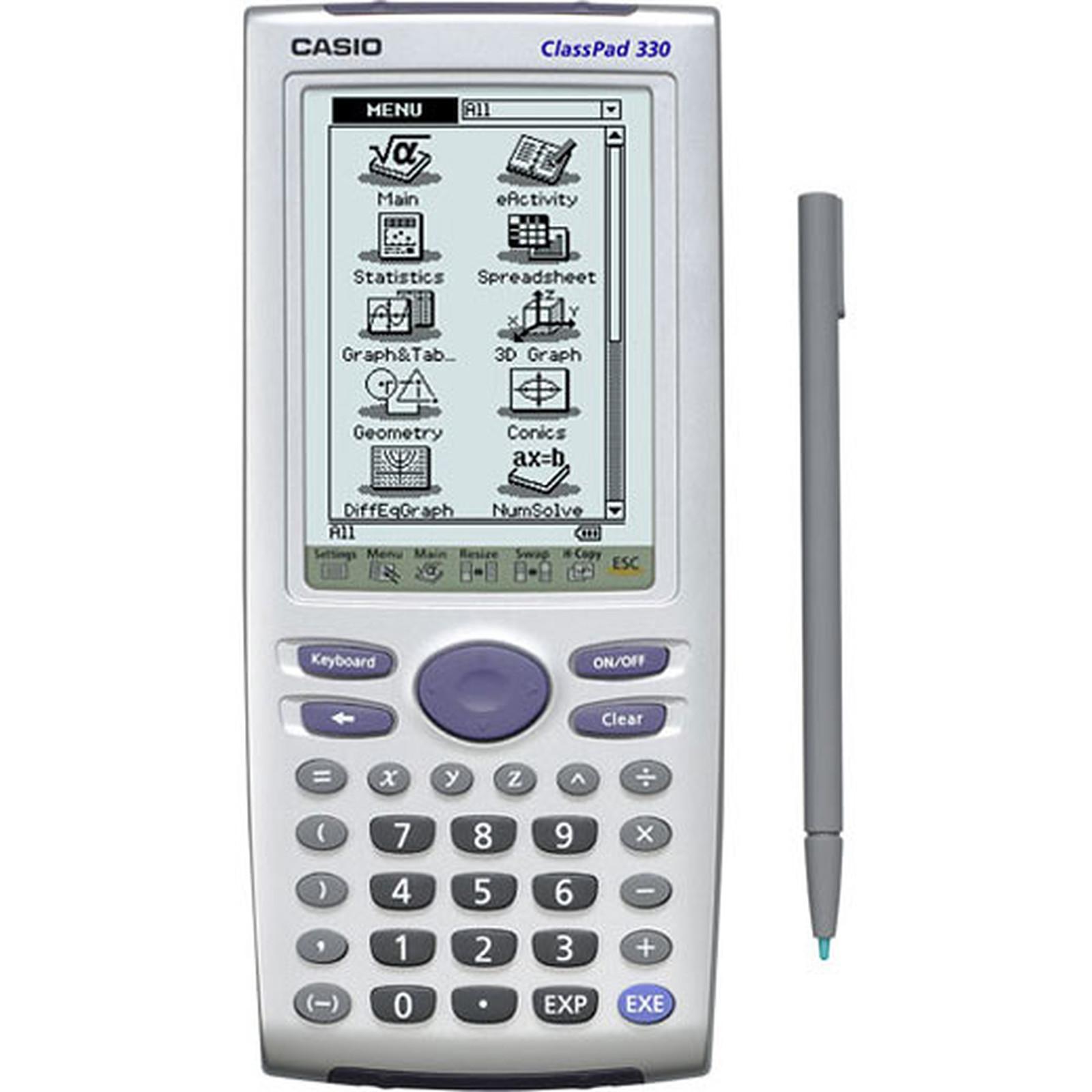 Casio Classpad 330 - Calculatrice Graphique