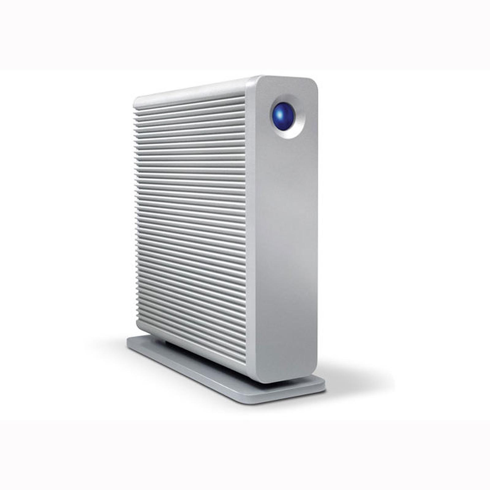 LaCie d2 Quadra v3 3 To (USB 3.0, 2x FireWire 800 et eSATA)