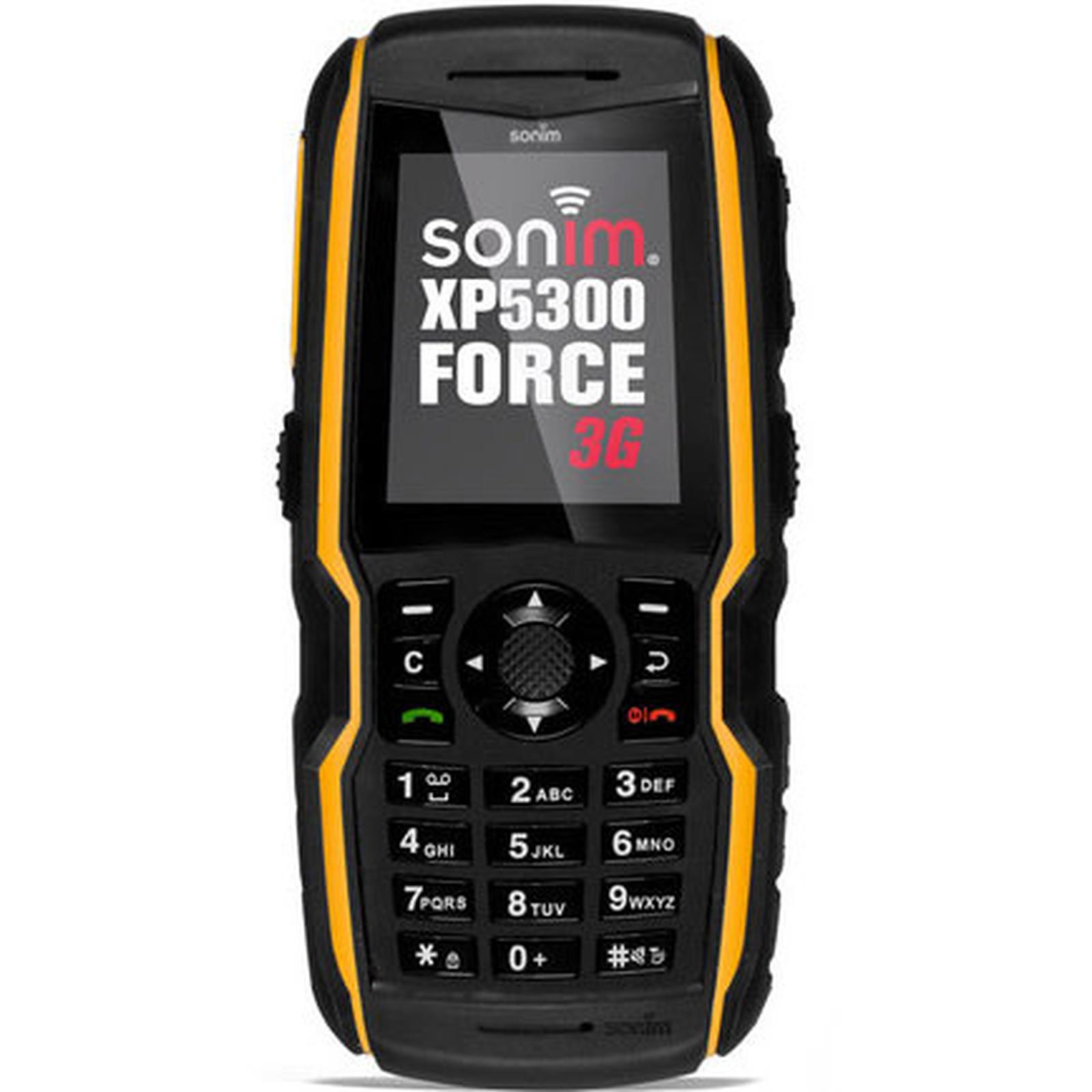 Sonim XP5300 Force Noir/Jaune