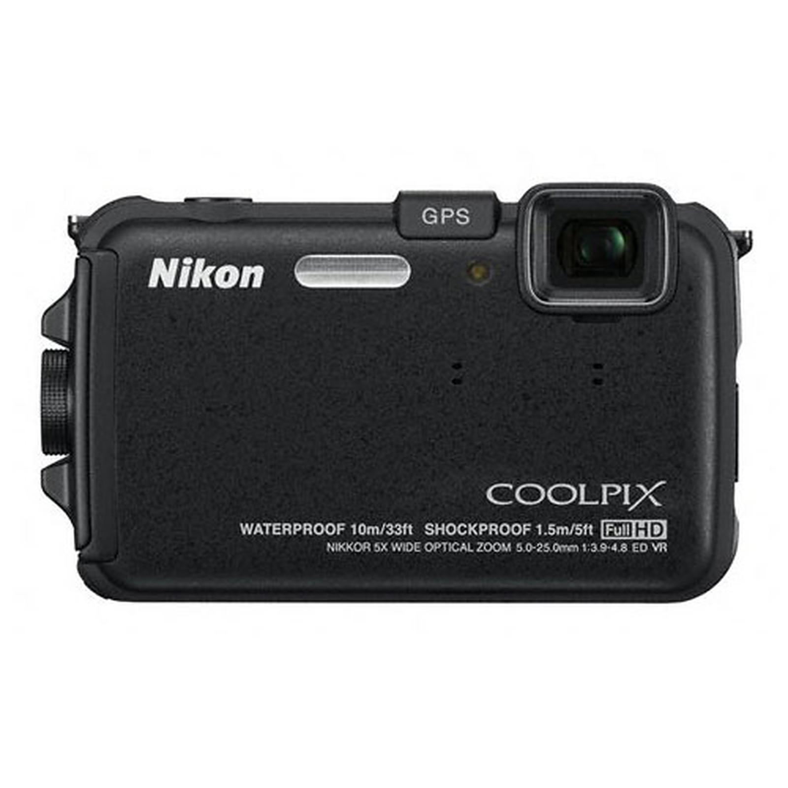 Nikon Coolpix AW100 Noir