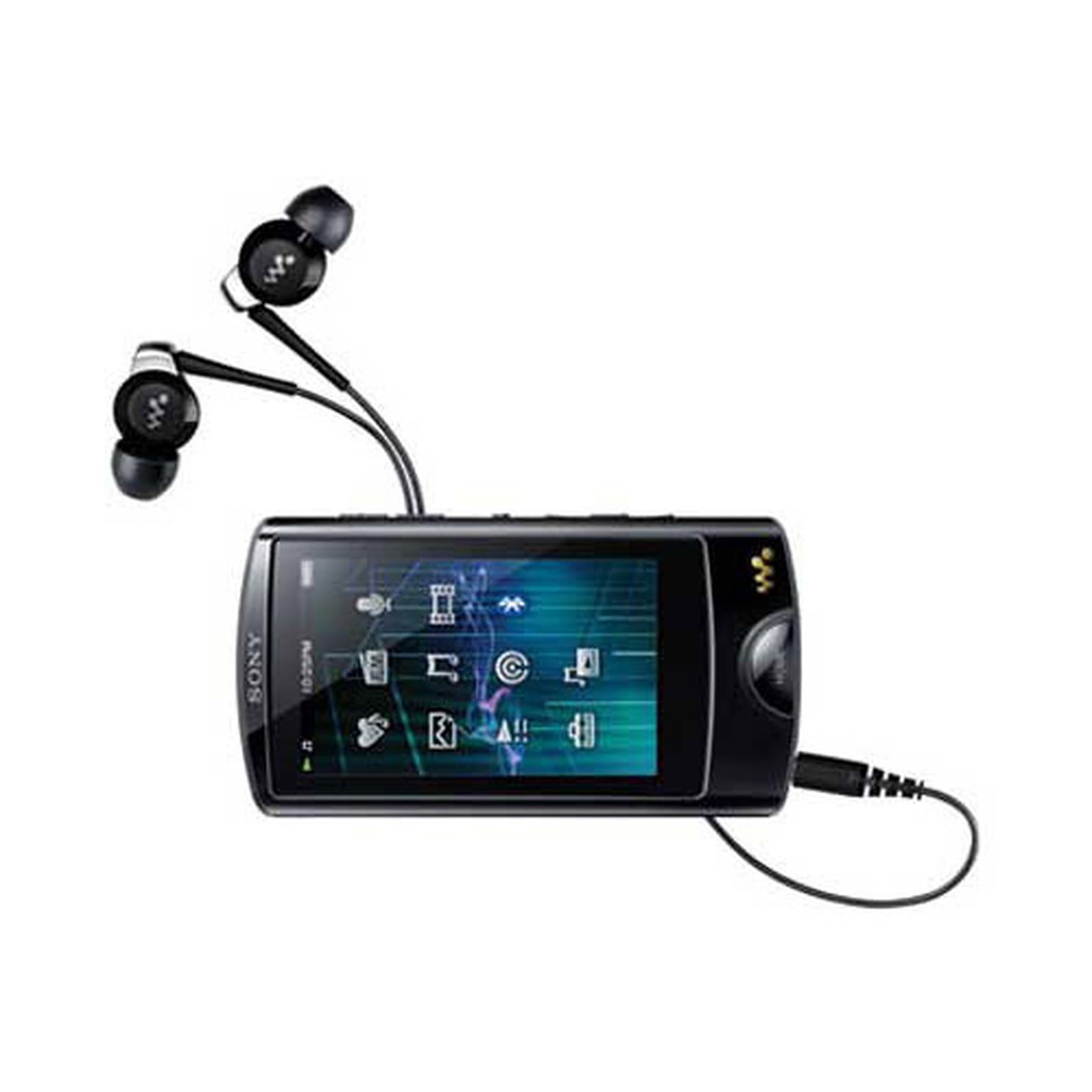 Sony NWZ-A864 Noir
