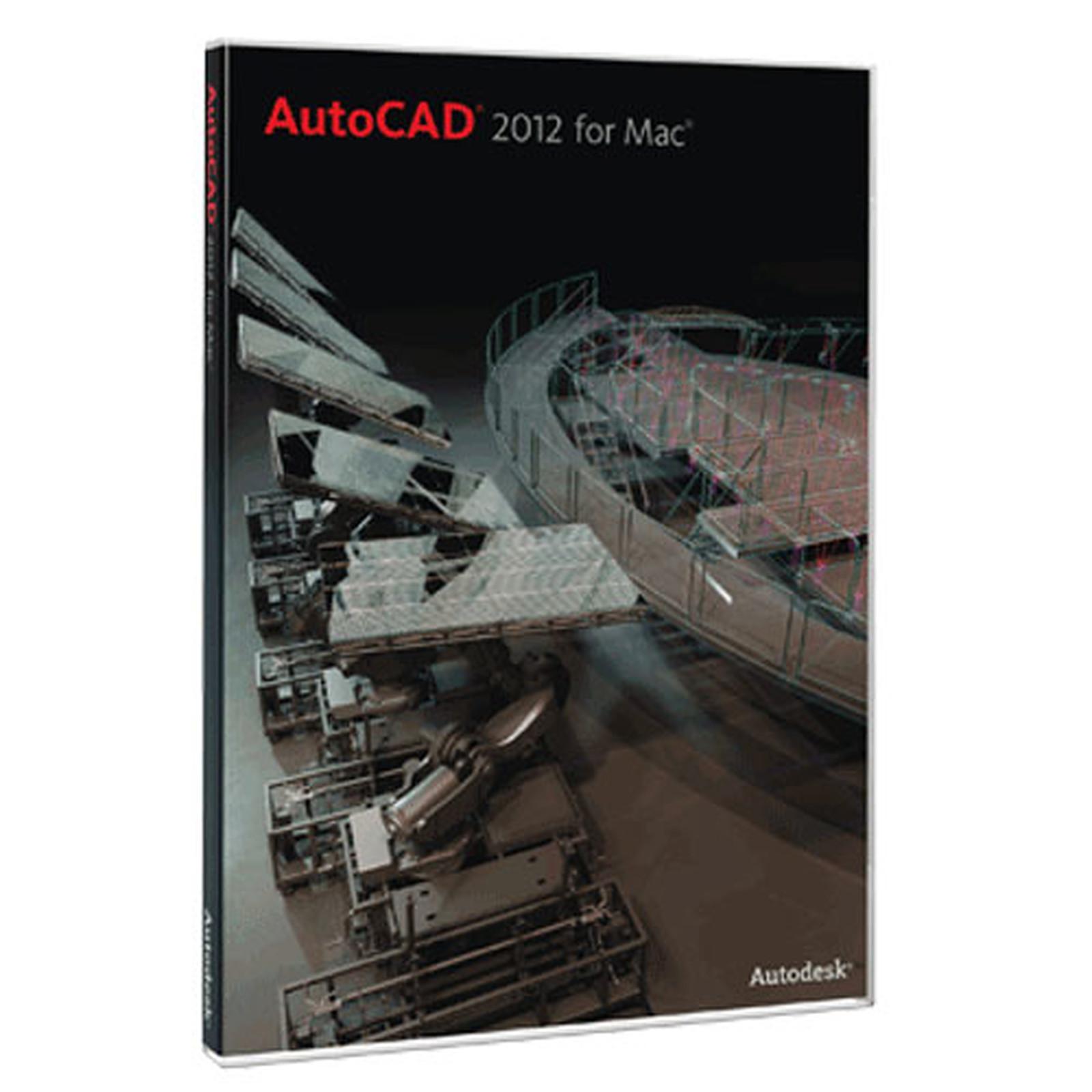 Autodesk Autocad 2012 For Mac