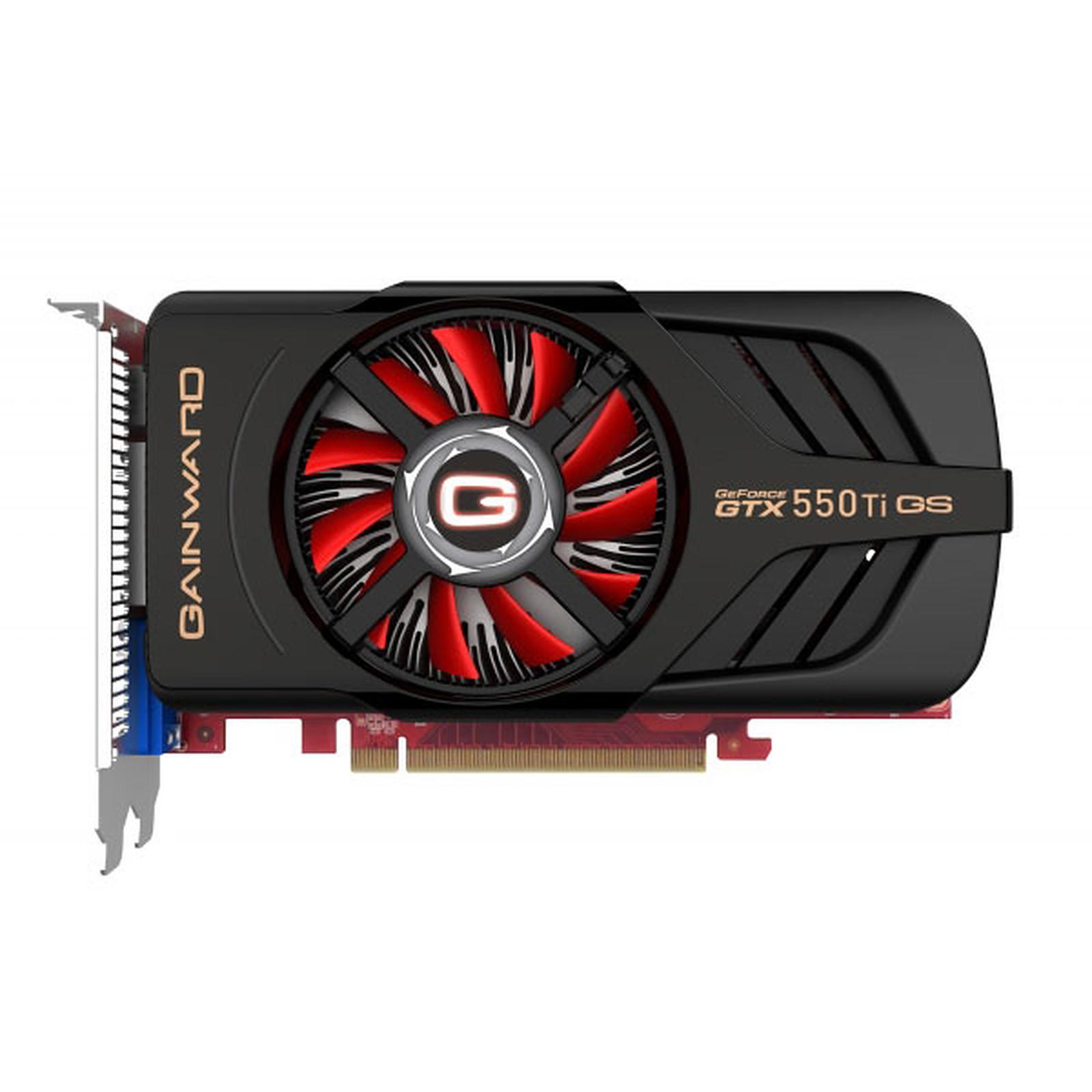 Gainward GeForce GTX 550 Ti 1024MB Golden Sample