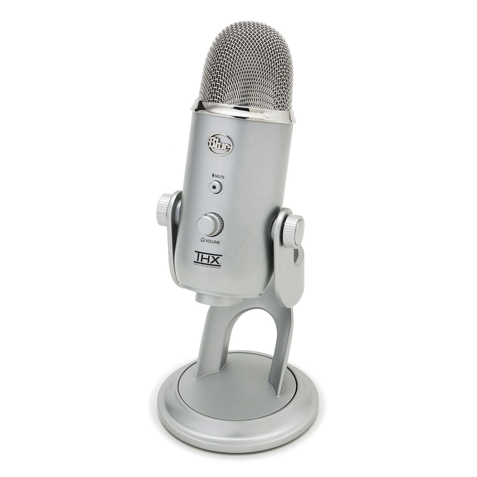 Blue Microphones Yeti Argent