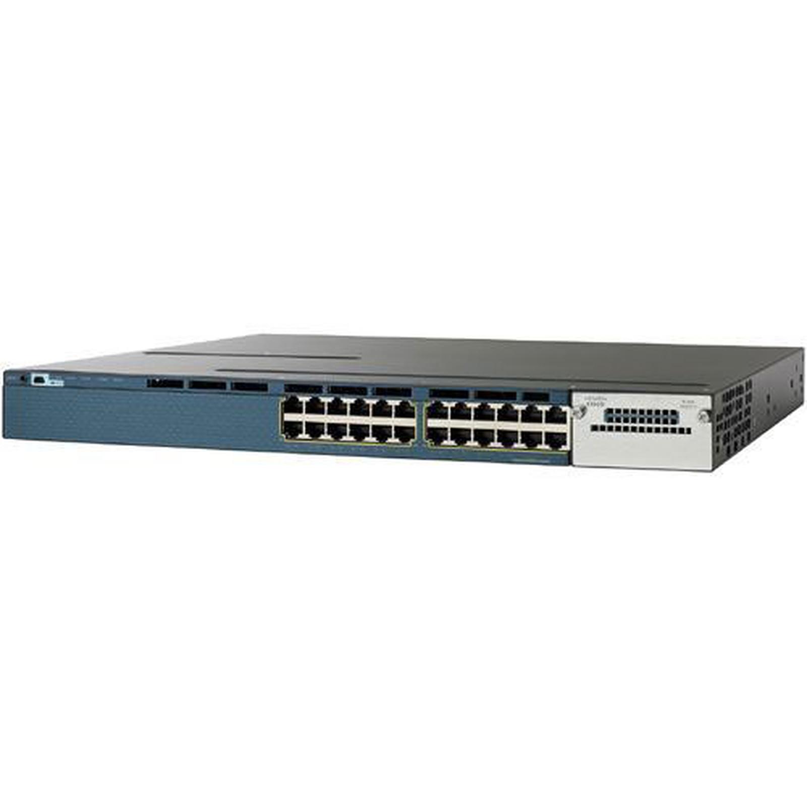 Cisco Catalyst C3560X-24P-S