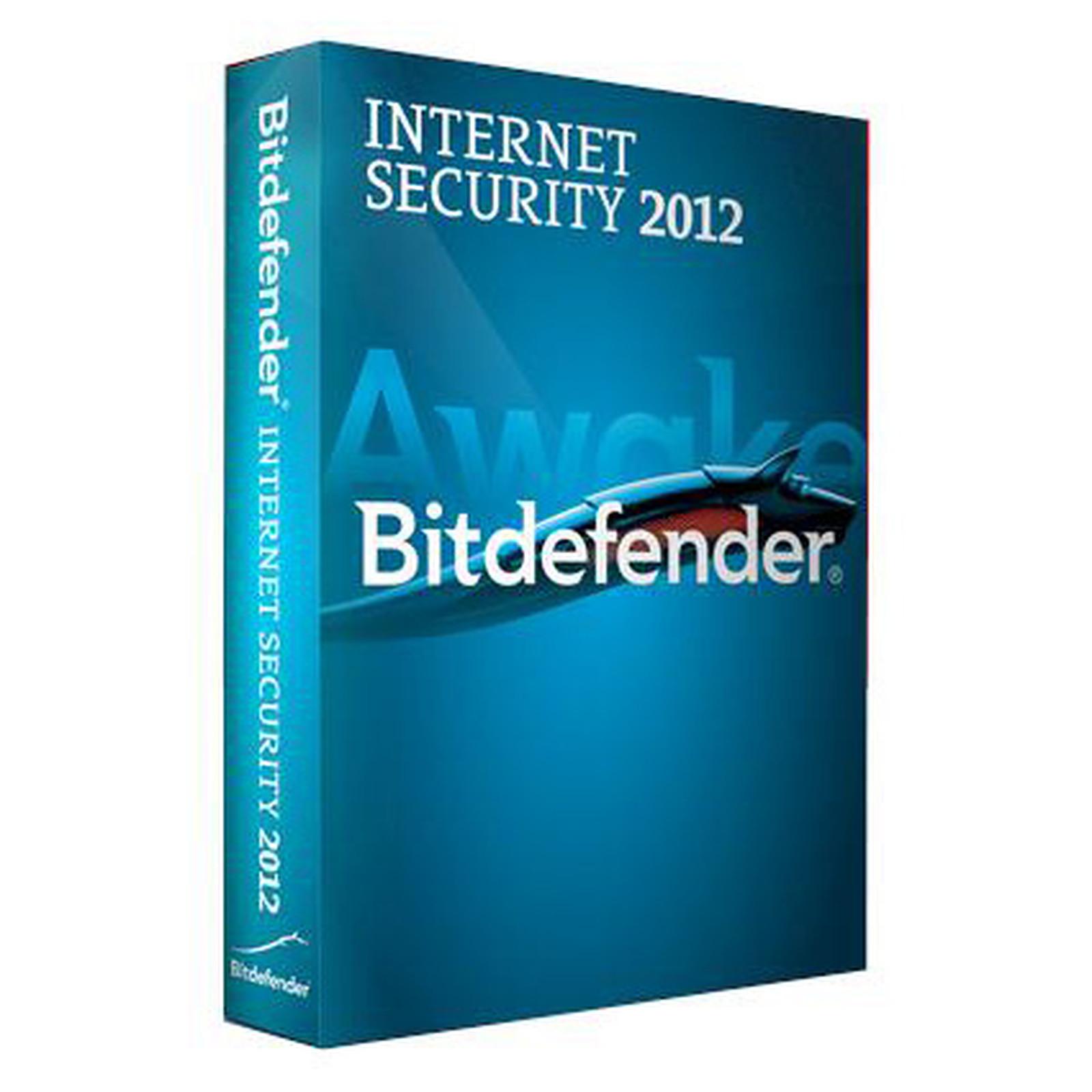 Bitdefender Internet Security 2012 - Licence 1 an 25 postes