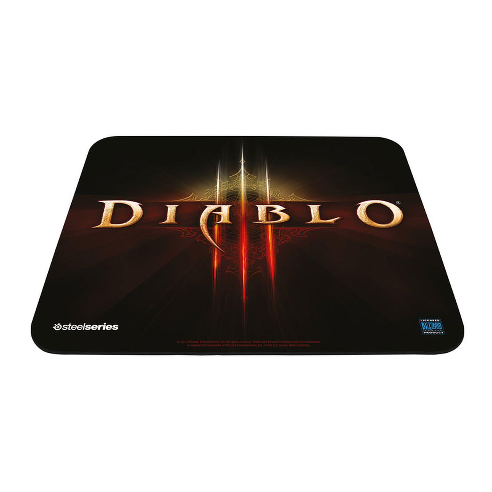 SteelSeries QcK Edition Limitée (Diablo III)